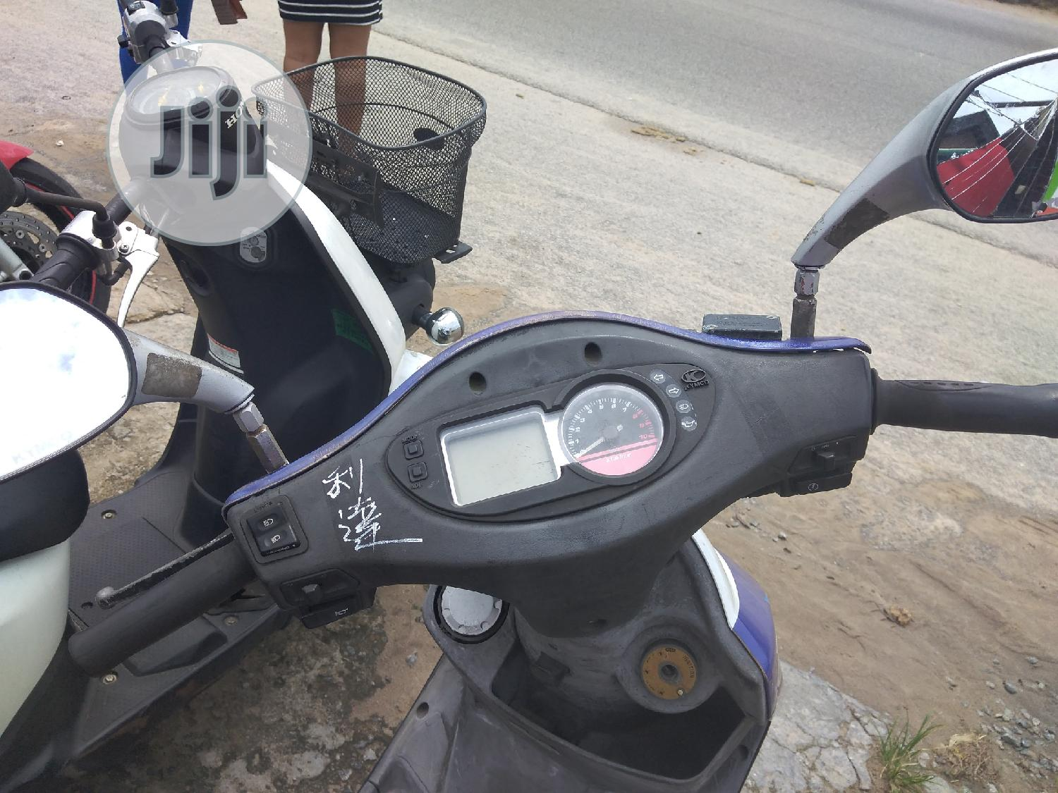 Kymco 2012 Blue | Motorcycles & Scooters for sale in Okpe, Delta State, Nigeria