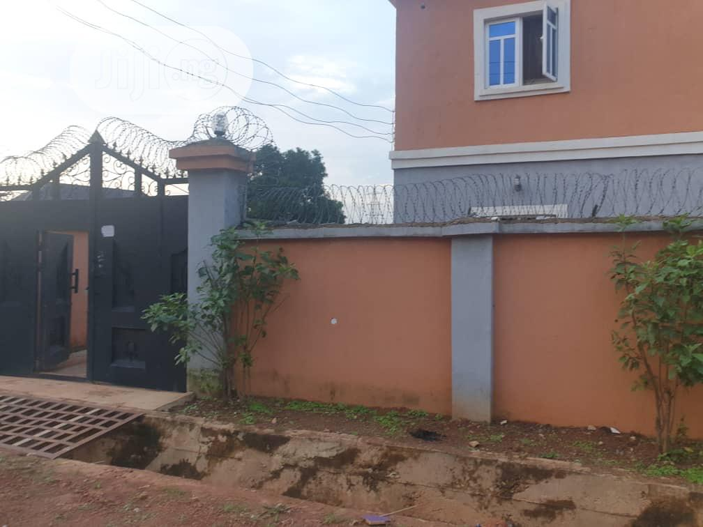 Sharp 4flats Of 3bedroom En-suite For Sale @Thinkers Corner | Houses & Apartments For Sale for sale in Enugu, Enugu State, Nigeria