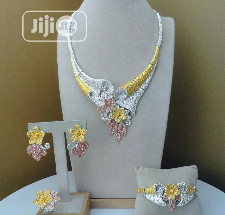 Set of Brazilian Jewelry for Sale