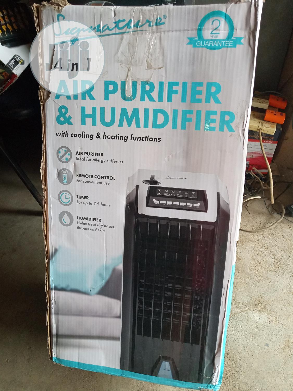 Original Signature 4 In 1 Air Purifier And Humidifier.