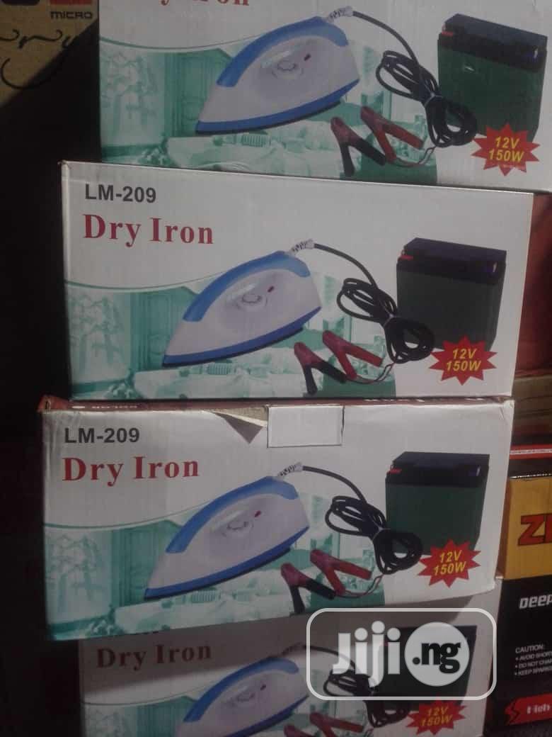 Solar Dc Iron