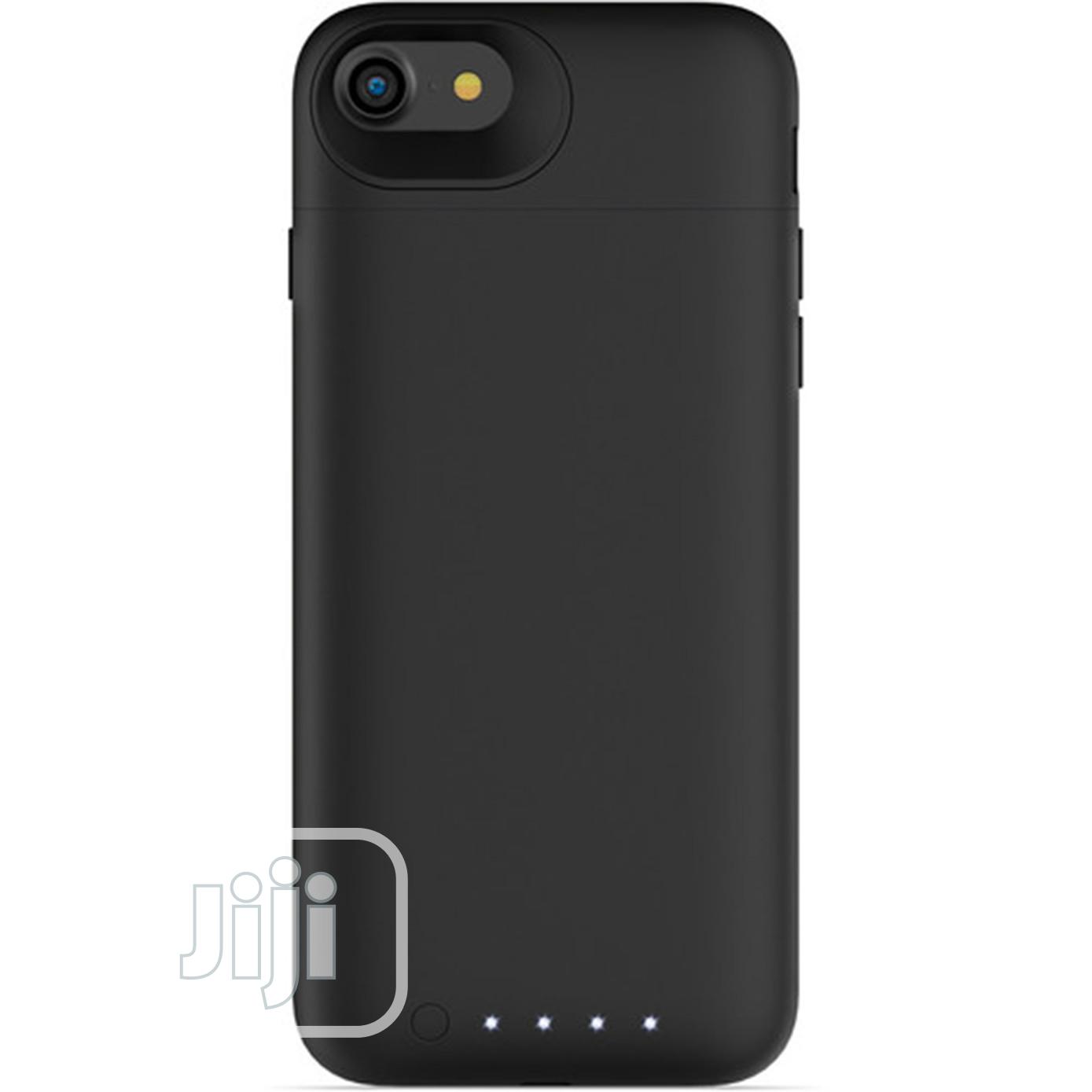 Mophie Iphone 7 8 Juice Pack Air Black In Ikeja Accessories For Mobile Phones Tablets Olusola Adeniyi Jiji Ng Mophie claims the iphone 7 case should give you a total 27 hours of battery, and the plus variant should give you 33 hours. mophie iphone 7 8 juice pack air black