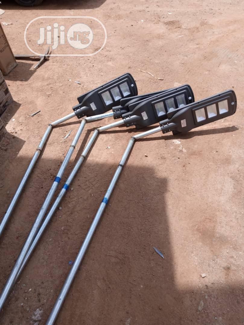 150w All In One Solar Streeth With Warranty