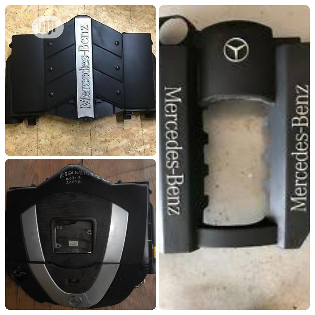 Engine Cover All Mercedes-benz | Vehicle Parts & Accessories for sale in Surulere, Lagos State, Nigeria