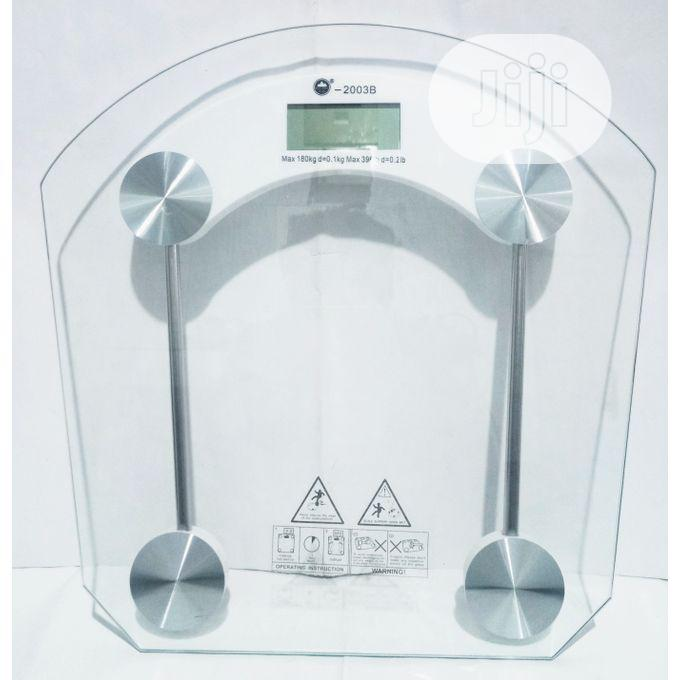 Archive: Personal Scale Digital Body Fitness Weighing