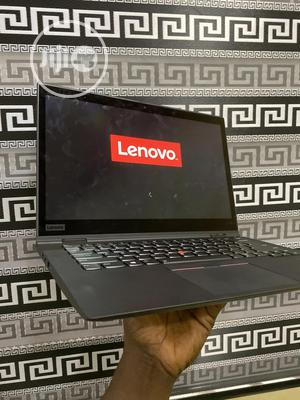 Laptop Lenovo ThinkPad X1 8GB Intel Core i7 SSD 256GB   Laptops & Computers for sale in Lagos State, Ikeja
