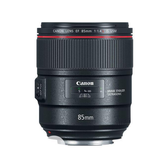 Archive: Canon Canon EF 85mm F/1.4l Usm Lens