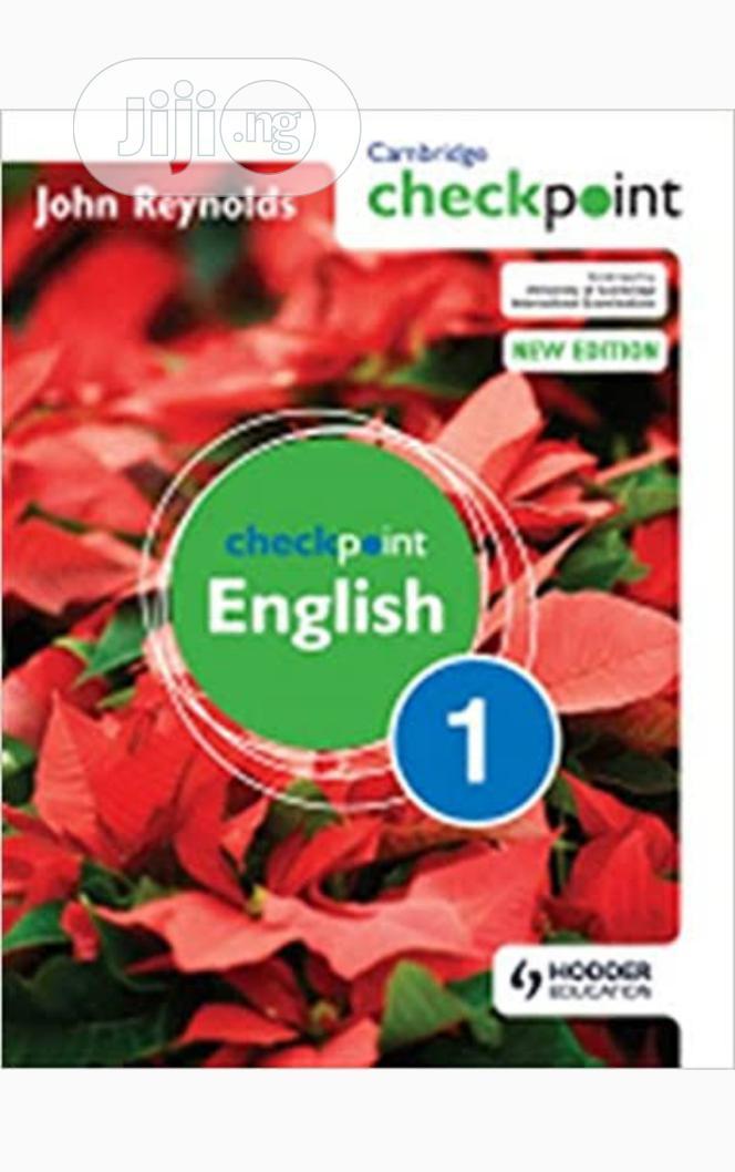 Cambridge Checkpoint English Textbook 1
