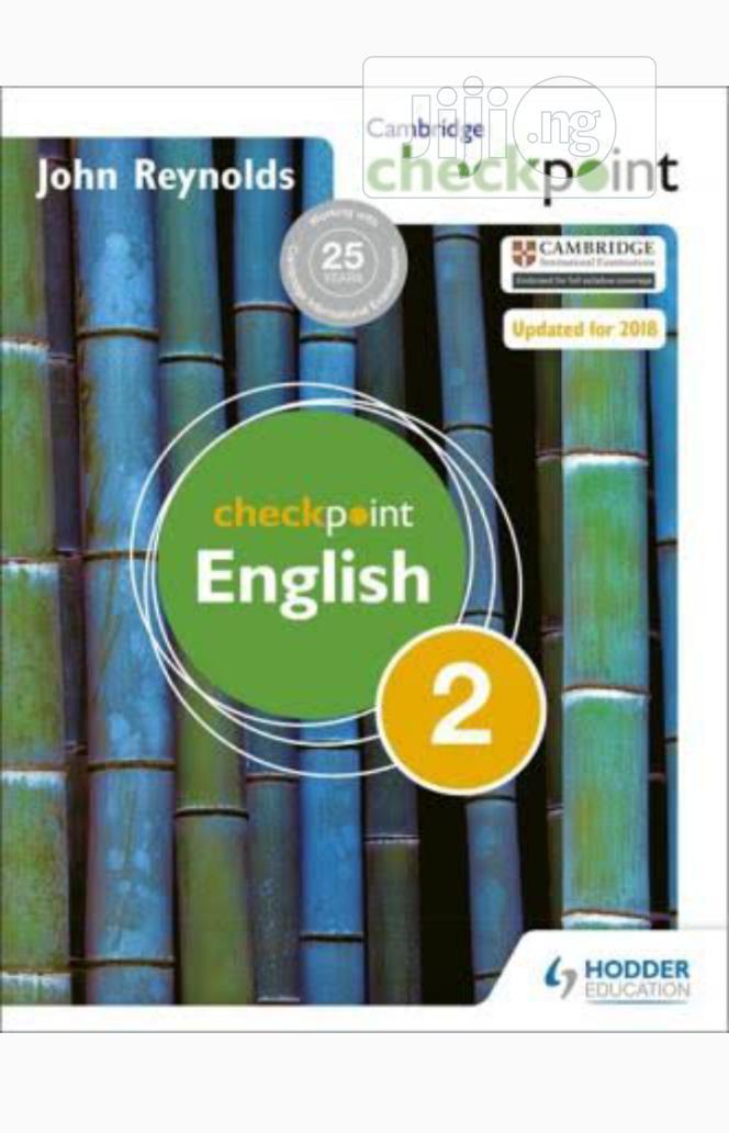 Cambridge Checkpoint English Textbook 2
