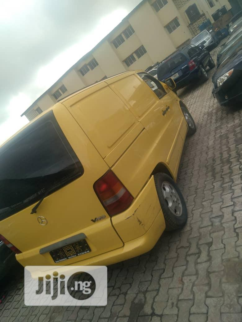 Mercedes-benz Vito   Buses & Microbuses for sale in Ikeja, Lagos State, Nigeria