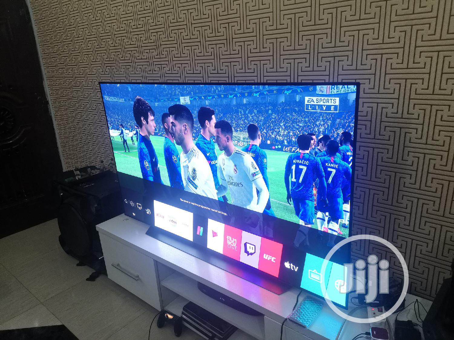2020 65' LG Oled A1 Thinq | TV & DVD Equipment for sale in Ikeja, Lagos State, Nigeria