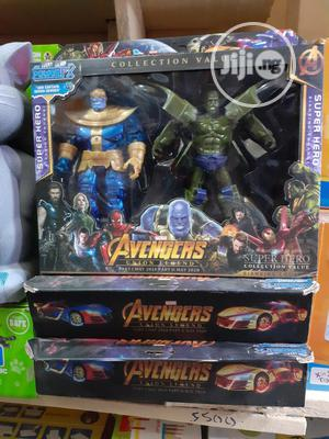 Avengers Figure | Toys for sale in Lagos State, Lagos Island (Eko)
