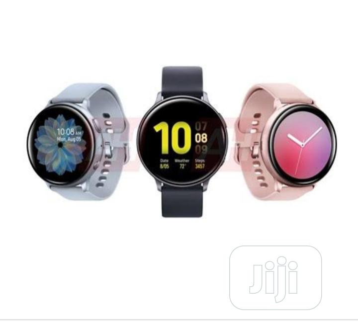 Samsung Galaxy Watch Active2 Smartwatch | Smart Watches & Trackers for sale in Ikeja, Lagos State, Nigeria