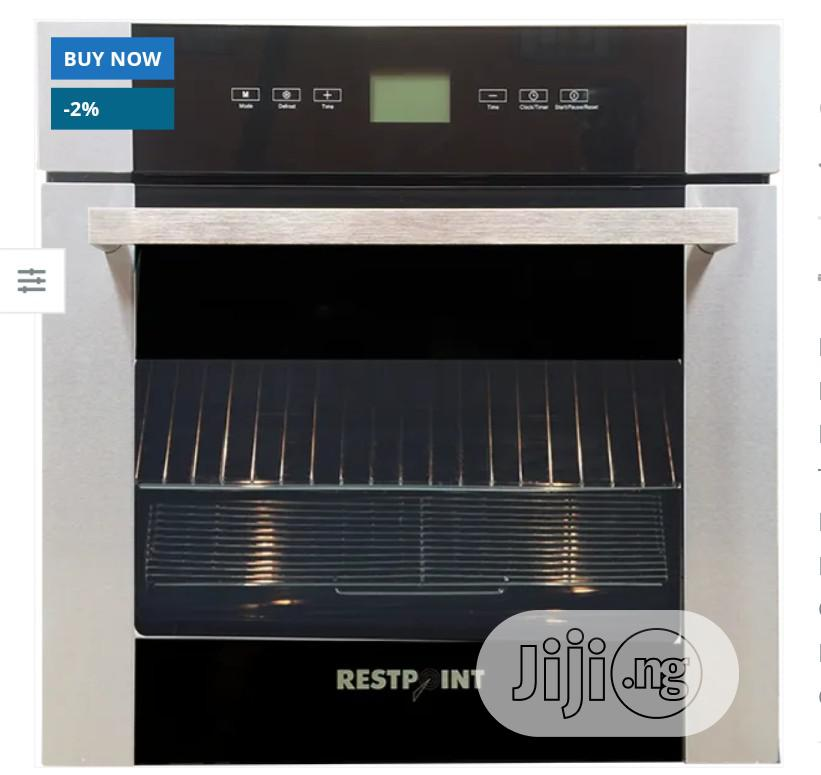 Restpoint Electric Oven Model: Mc60vs