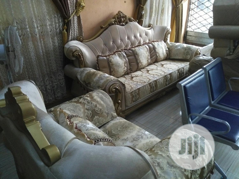 Golden Sofa Royal