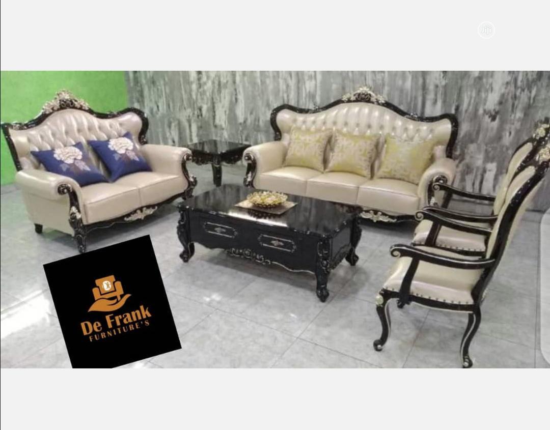 Archive: White Royal Sofa