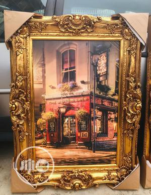 Vintage Imported Picture/Mirror Frame | Home Accessories for sale in Lagos State, Agege