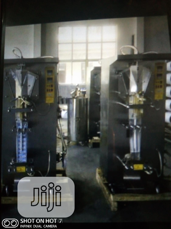 Pure Water Machines