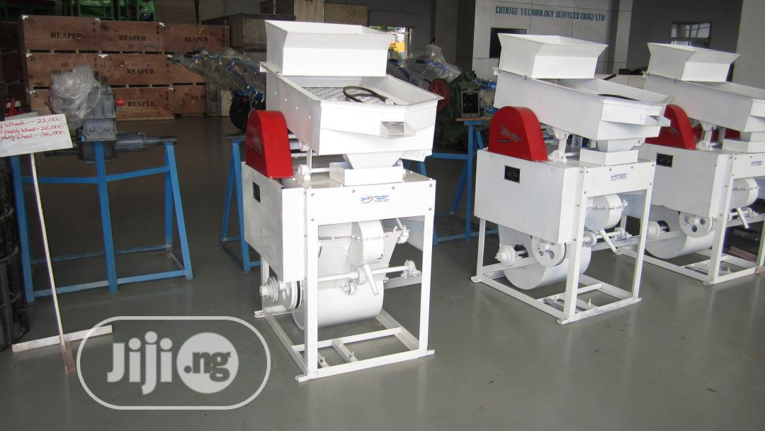 Rice Destoner Machine