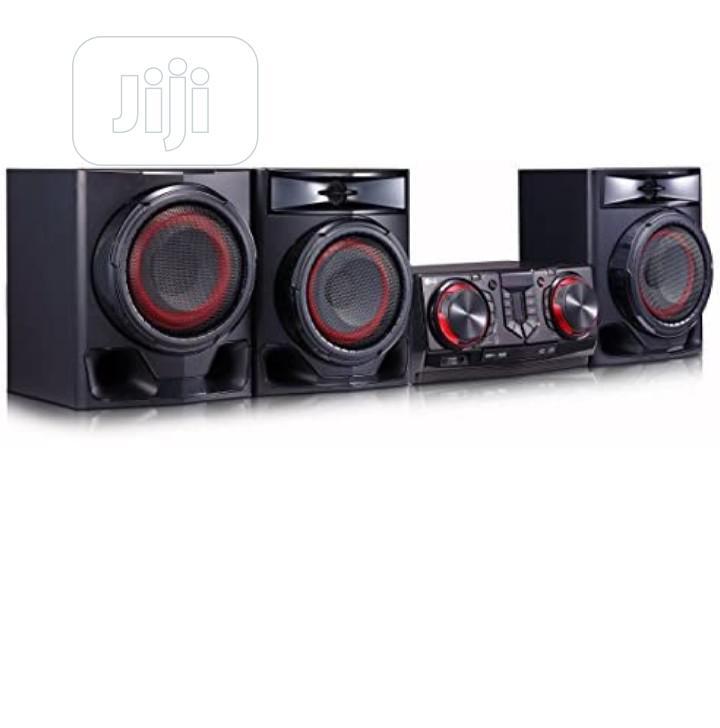 LG Audio Home Theater System - Aud 45CJ