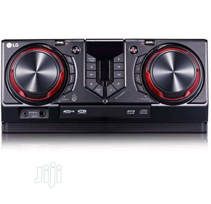 LG Audio Home Theater System - Aud 45CJ | Audio & Music Equipment for sale in Ojo, Lagos State, Nigeria