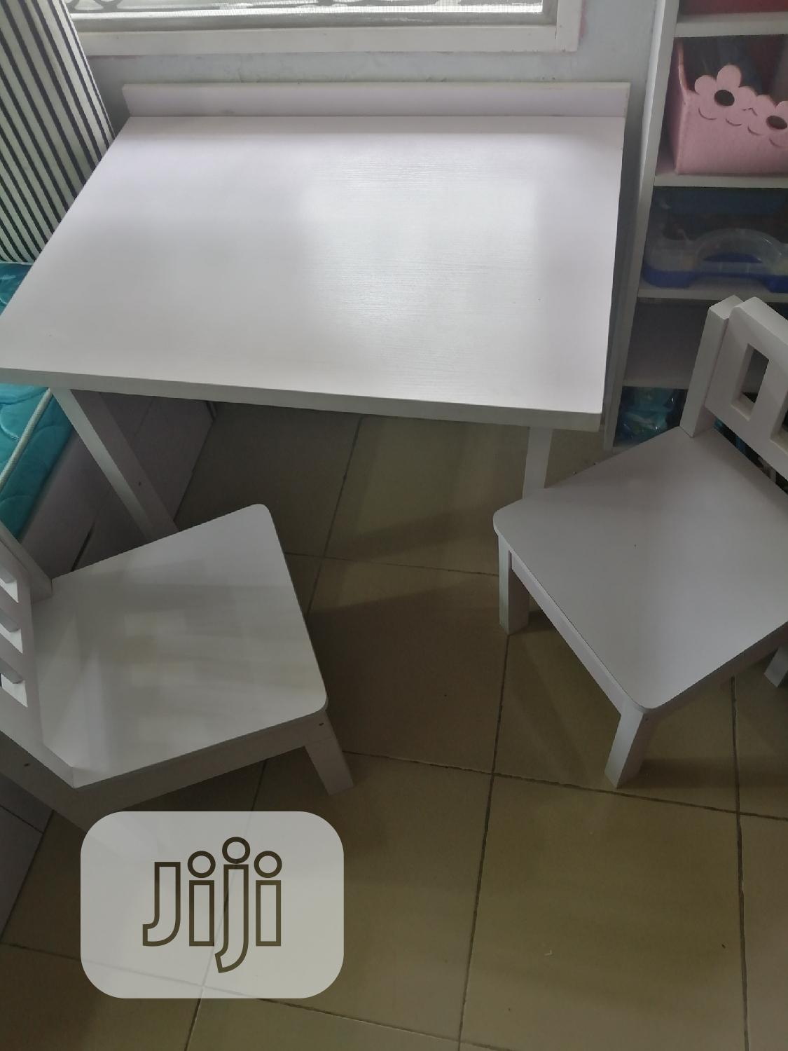 Children Study Table And Chair | Children's Furniture for sale in Surulere, Lagos State, Nigeria