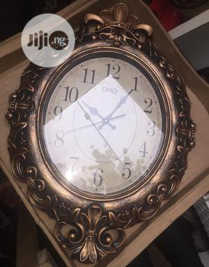 Vintage Wall Clock | Home Accessories for sale in Lagos State, Agege