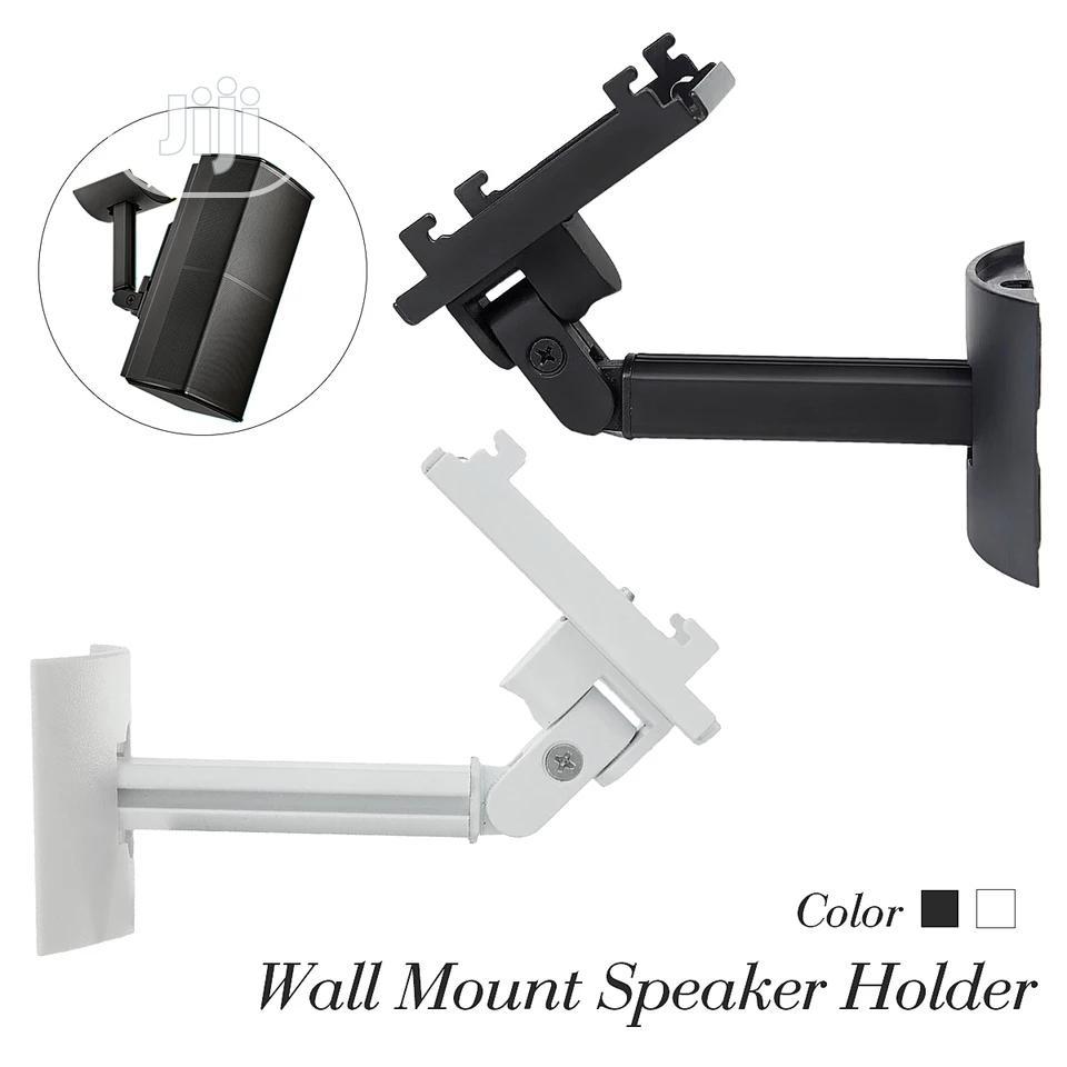 Wall Bracket Mount Bracket Holder For Speaker | Audio & Music Equipment for sale in Ikeja, Lagos State, Nigeria