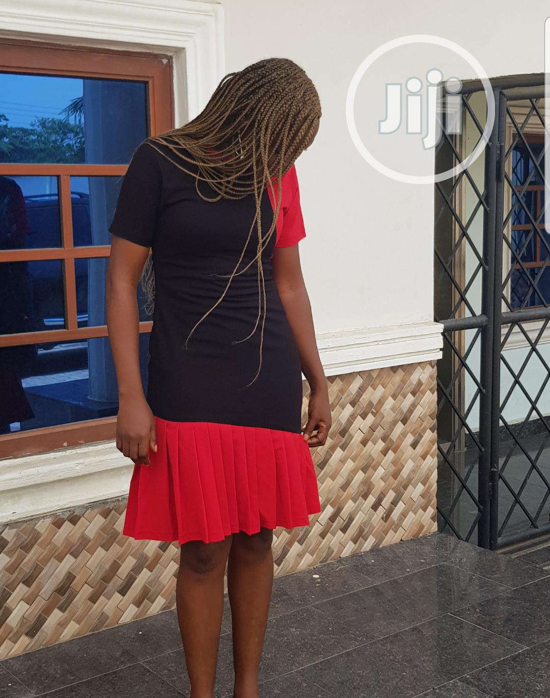 Archive: Beautiful Combo Dress ( Comes In Different Combo)