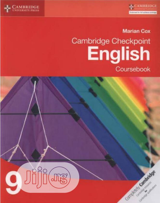 Cambridge Checkpoint English Coursebook Age 9