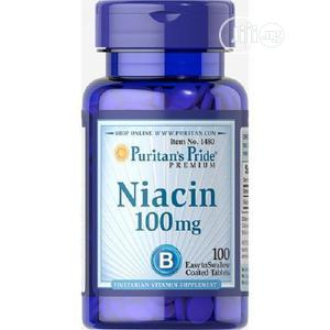 Niacin for Energy and Nerve Health   Vitamins & Supplements for sale in Lagos State, Ojo