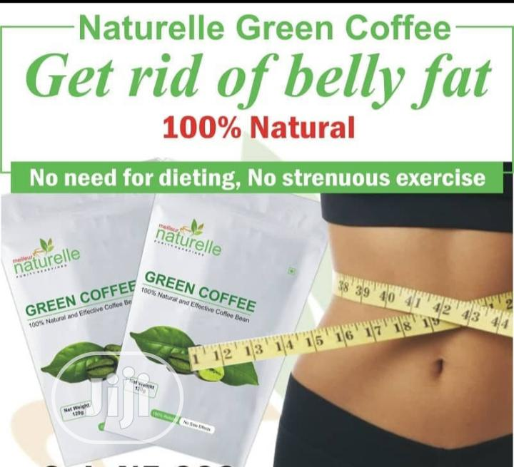Archive: Naturelle Green Coffee