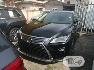 Lexus RX 2018 Black   Cars for sale in Lagos State, Apapa