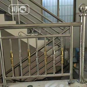 Standard Stainless Railings   Building Materials for sale in Ogun State, Ijebu Ode