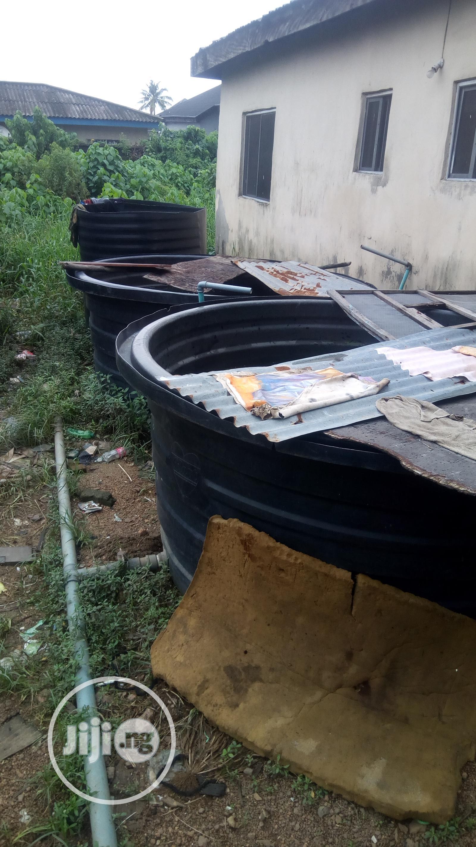 Fish Tank For Fish Farming | Farm Machinery & Equipment for sale in Shomolu, Lagos State, Nigeria