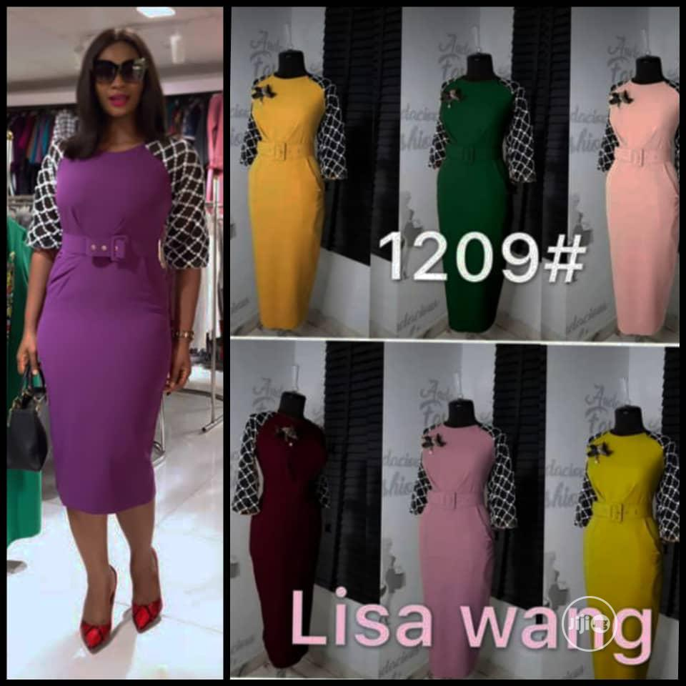Quality And Elegant Dress | Clothing for sale in Yaba, Lagos State, Nigeria