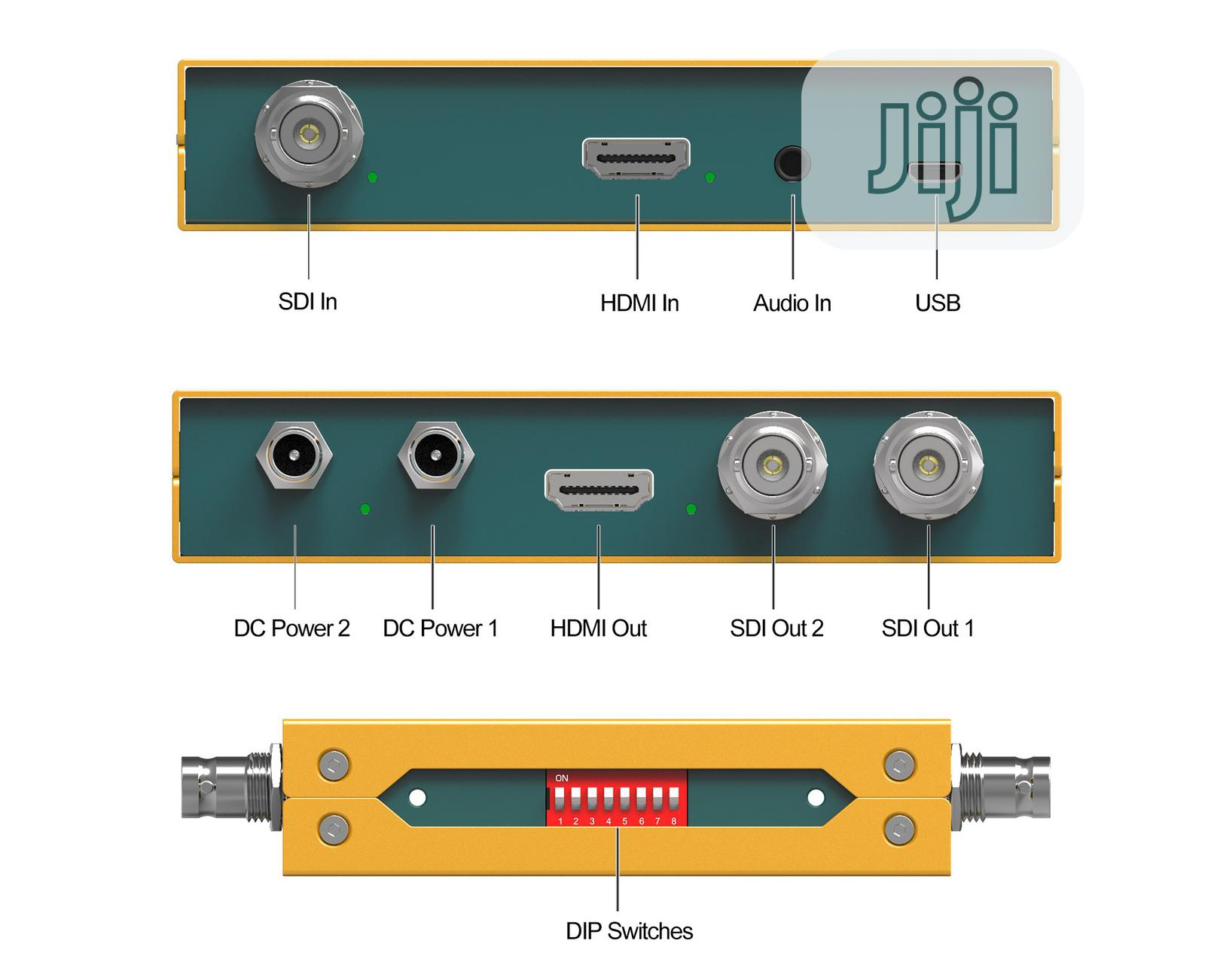 Archive: 3G-SDI/ HDMI Updown Cross Converter