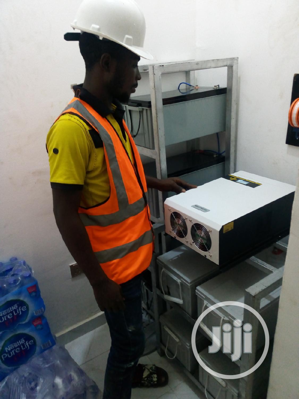 3.5kva Inverter With Solar | Solar Energy for sale in Lekki, Lagos State, Nigeria
