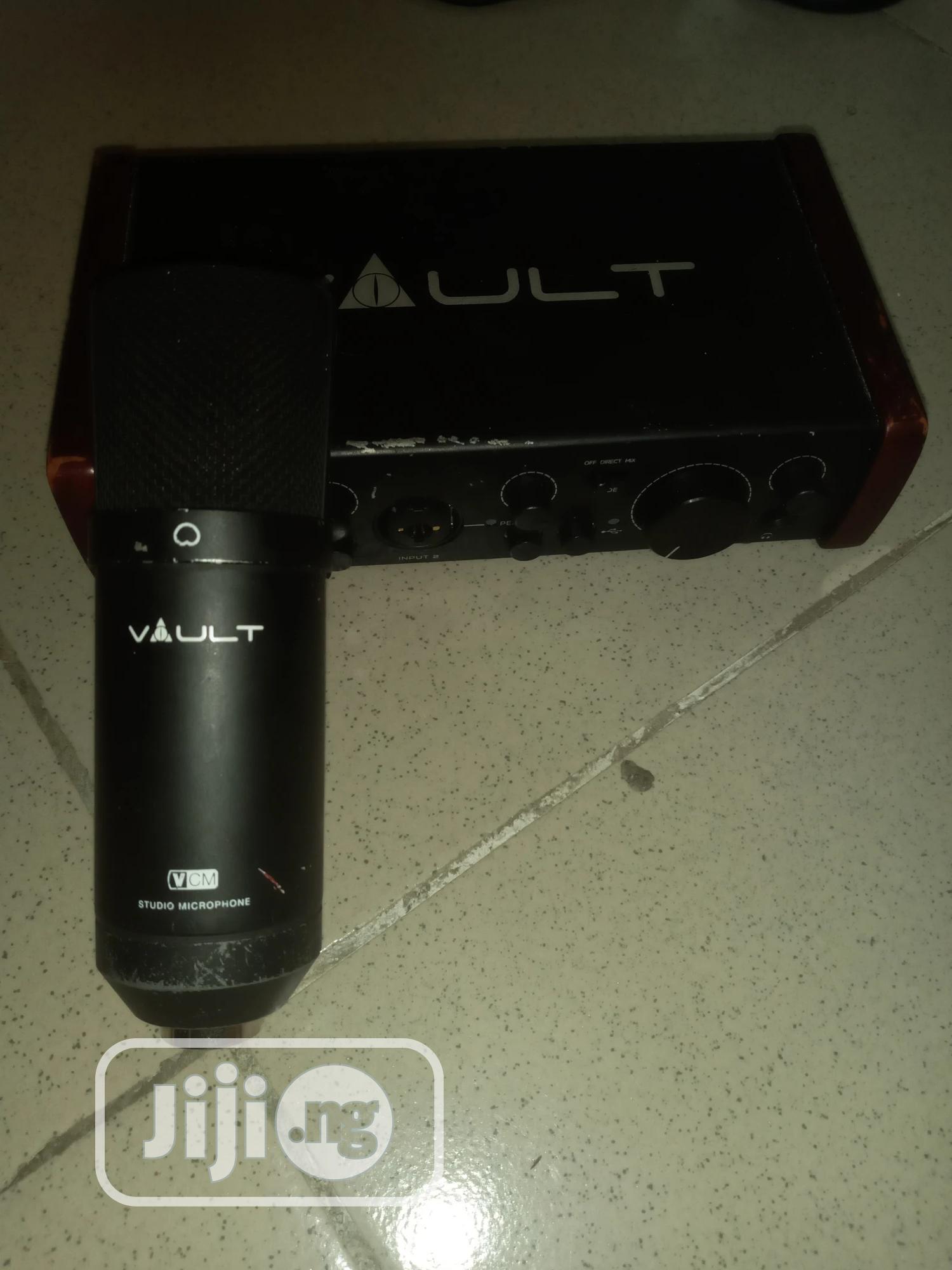 Archive: Vault Soundcard (No Mic)