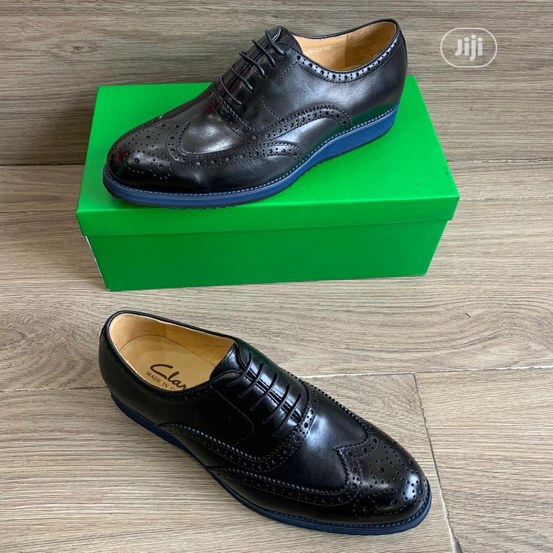 Archive: Original Clarks Brogues Formal Shoes for Men Available