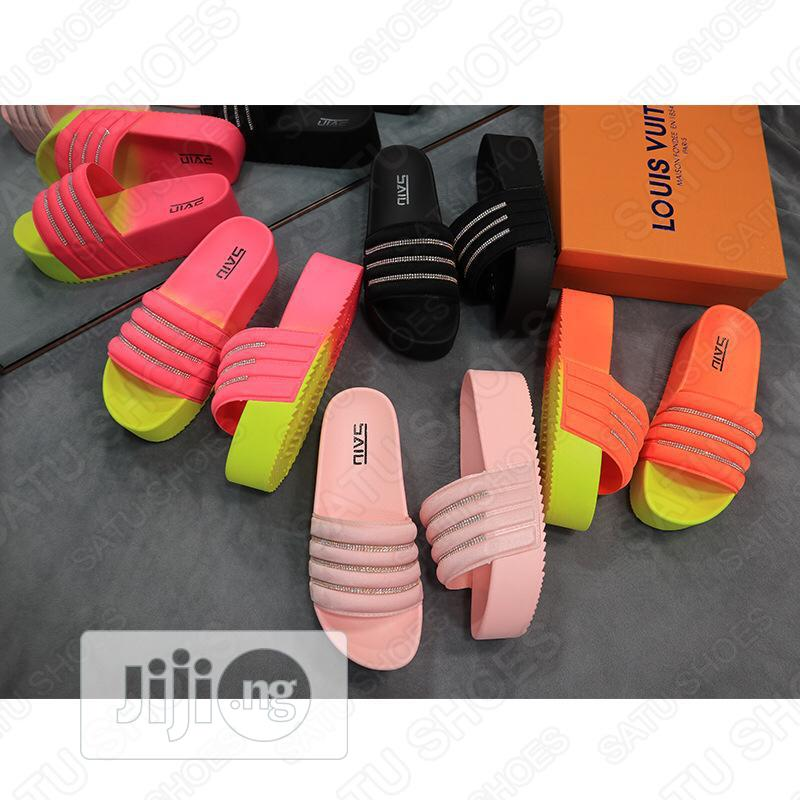 Ladies Slippers | Shoes for sale in Ojo, Lagos State, Nigeria