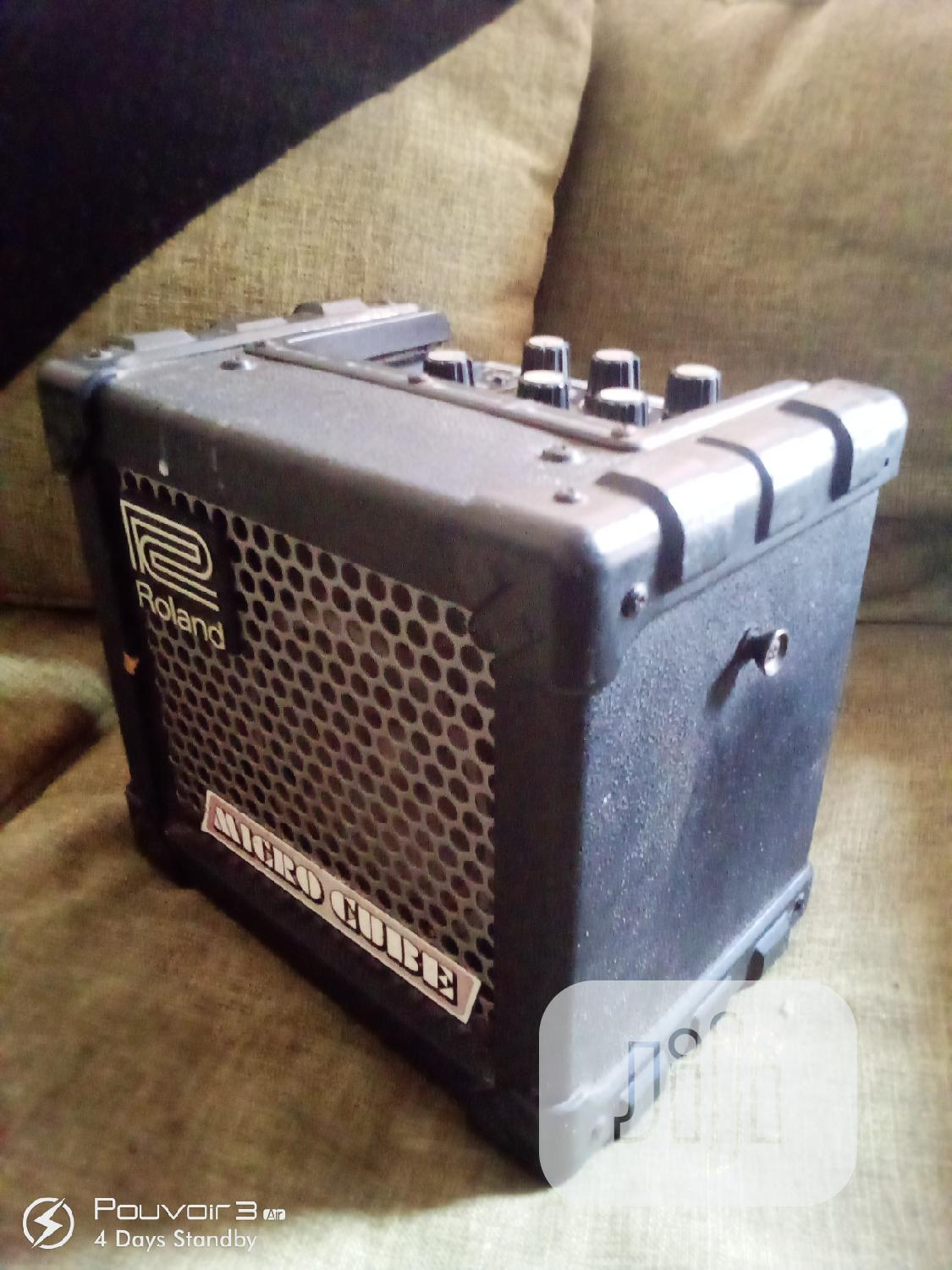 Roland Battery/Electric Combo With Effects | Musical Instruments & Gear for sale in Ikotun/Igando, Lagos State, Nigeria