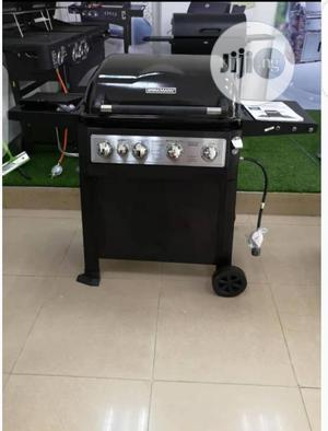 4 Burner Gas BBQ Grill   Restaurant & Catering Equipment for sale in Lagos State, Ojo