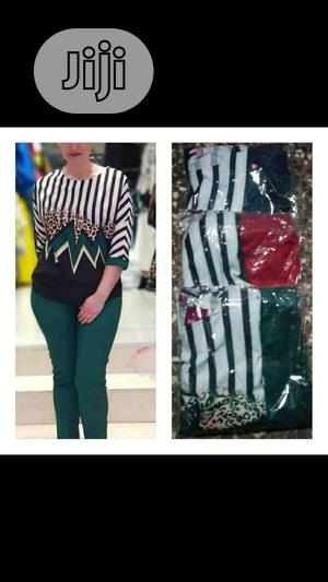 Ladies Print Top and Trousers | Clothing for sale in Lagos State, Ikeja