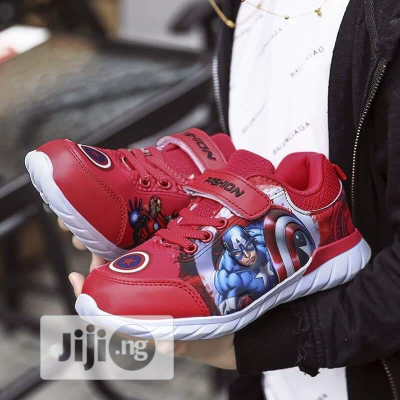 Fashion Kiddies Shoes