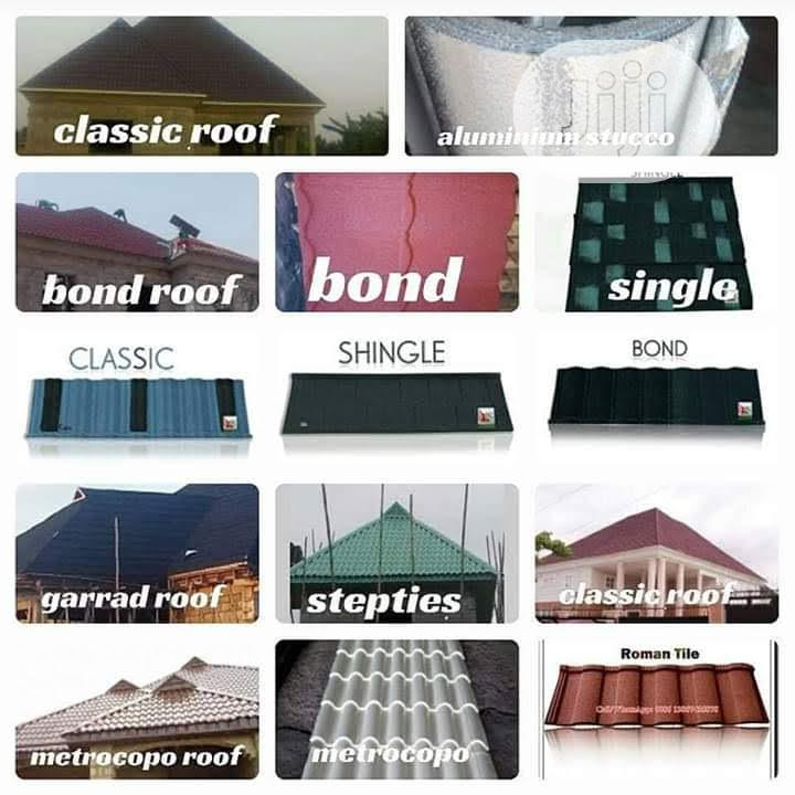 Aluminum Roofing   Building & Trades Services for sale in Agege, Lagos State, Nigeria