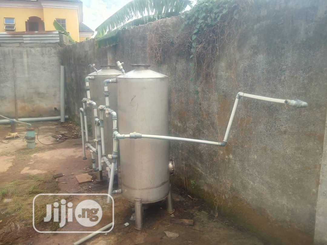 Archive: Satchet Water Machine For Sale