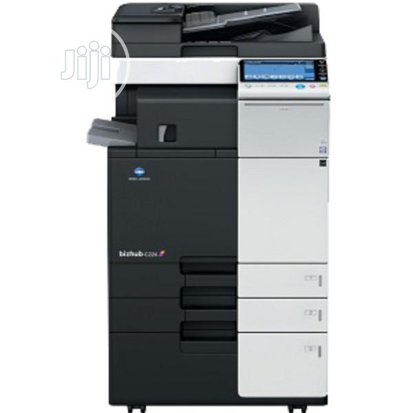 Konica Minolta Bizhub C224e Colour Photocopy | Printers & Scanners for sale in Surulere, Lagos State, Nigeria