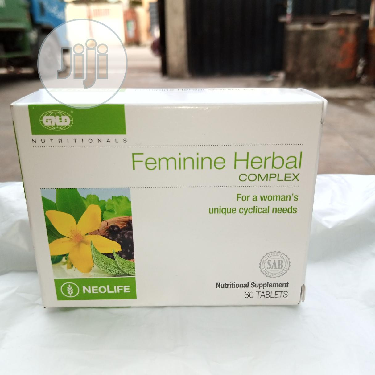 GNLD Feminine Herbal Complex