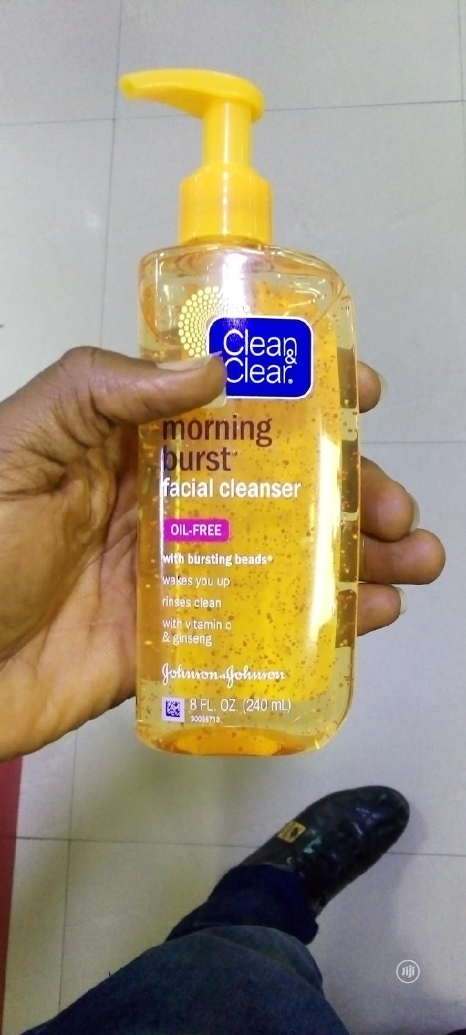 Archive: Clean And Clear Morning Burst Facial Cleanser